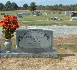 MARTIN, DOROTHY - Monroe County, Arkansas | DOROTHY MARTIN - Arkansas Gravestone Photos