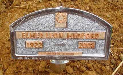 MEDFORD, ELMER LEON - Monroe County, Arkansas | ELMER LEON MEDFORD - Arkansas Gravestone Photos