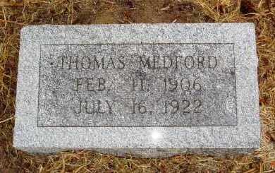 MEDFORD, THOMAS - Monroe County, Arkansas | THOMAS MEDFORD - Arkansas Gravestone Photos