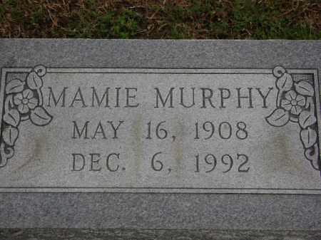 MURPHY, MAMIE - Monroe County, Arkansas | MAMIE MURPHY - Arkansas Gravestone Photos