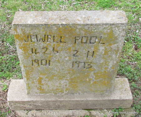 POOL, JEWELL - Monroe County, Arkansas | JEWELL POOL - Arkansas Gravestone Photos