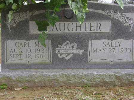 SLAUGHTER, CARL M - Monroe County, Arkansas | CARL M SLAUGHTER - Arkansas Gravestone Photos
