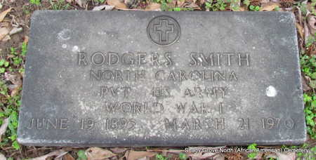 SMITH (VETERAN WWI), RODGERS - Monroe County, Arkansas | RODGERS SMITH (VETERAN WWI) - Arkansas Gravestone Photos