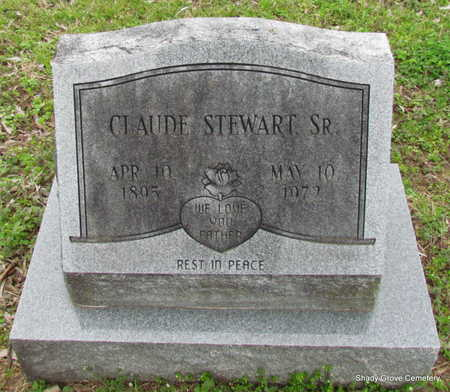 STEWART, SR., CLAUDE - Monroe County, Arkansas | CLAUDE STEWART, SR. - Arkansas Gravestone Photos
