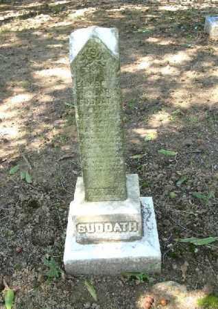 SUDDATH, ELMER CLARK - Monroe County, Arkansas | ELMER CLARK SUDDATH - Arkansas Gravestone Photos