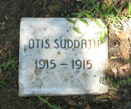 SUDDATH, OTIS - Monroe County, Arkansas | OTIS SUDDATH - Arkansas Gravestone Photos