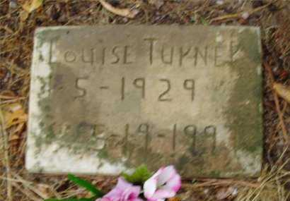 TURNER, LOUISE - Monroe County, Arkansas | LOUISE TURNER - Arkansas Gravestone Photos