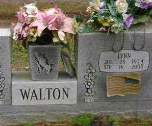 WALTON, LYNN - Monroe County, Arkansas | LYNN WALTON - Arkansas Gravestone Photos