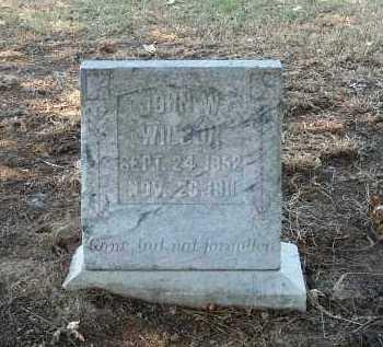 WILSON, JOHN - Monroe County, Arkansas | JOHN WILSON - Arkansas Gravestone Photos