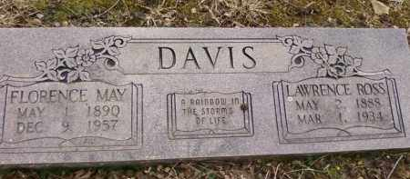 DAVIS, FLORENCE MAY - Montgomery County, Arkansas | FLORENCE MAY DAVIS - Arkansas Gravestone Photos