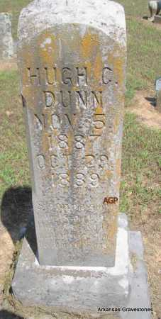 DUNN, HUGH G - Montgomery County, Arkansas | HUGH G DUNN - Arkansas Gravestone Photos
