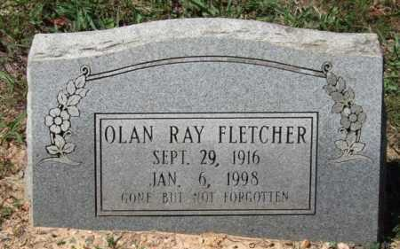 FLETCHER, OLAN RAY - Montgomery County, Arkansas | OLAN RAY FLETCHER - Arkansas Gravestone Photos