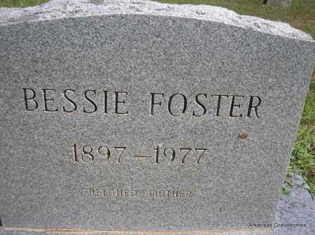 FOSTER, BESSIE - Montgomery County, Arkansas | BESSIE FOSTER - Arkansas Gravestone Photos