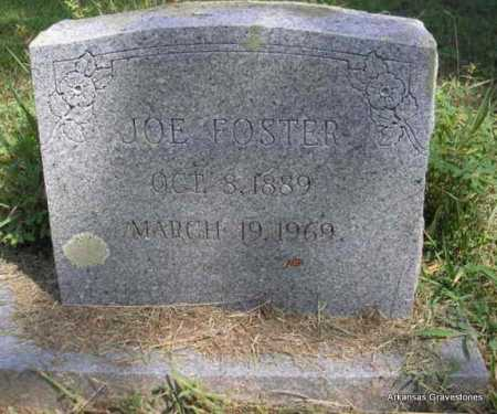 FOSTER, JOE - Montgomery County, Arkansas | JOE FOSTER - Arkansas Gravestone Photos