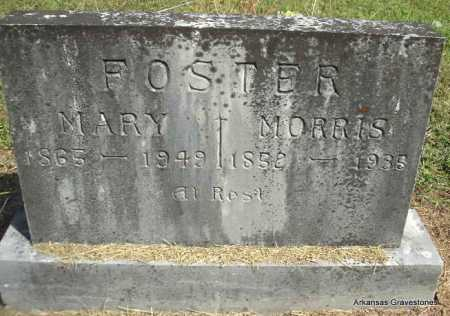 FOSTER, MARY - Montgomery County, Arkansas | MARY FOSTER - Arkansas Gravestone Photos