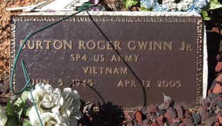 GWINN  (VETERAN VIET), BURTON ROGER, JR - Montgomery County, Arkansas | BURTON ROGER, JR GWINN  (VETERAN VIET) - Arkansas Gravestone Photos