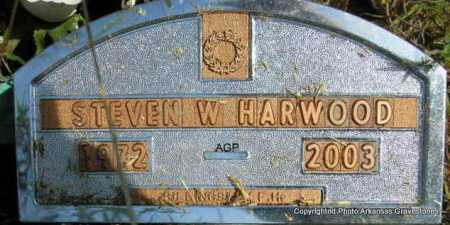 HARWOOD, STEVEN W - Montgomery County, Arkansas | STEVEN W HARWOOD - Arkansas Gravestone Photos