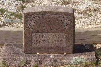 HAYS, JAMES RILEY - Montgomery County, Arkansas | JAMES RILEY HAYS - Arkansas Gravestone Photos