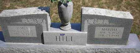 HILL, JAMES - Montgomery County, Arkansas | JAMES HILL - Arkansas Gravestone Photos
