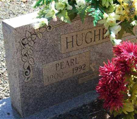HUGHBANKS, PEARL (CLOSEUP) - Montgomery County, Arkansas | PEARL (CLOSEUP) HUGHBANKS - Arkansas Gravestone Photos