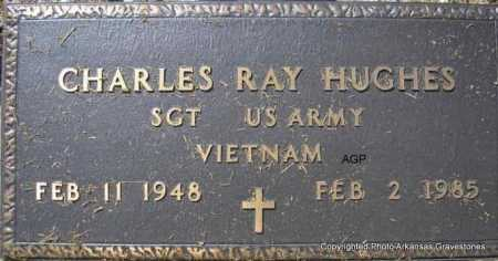 HUGHES  (VETERAN VIET), CHARLES RAY - Montgomery County, Arkansas | CHARLES RAY HUGHES  (VETERAN VIET) - Arkansas Gravestone Photos