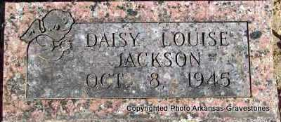 JACKSON, DAISY LOUISE - Montgomery County, Arkansas | DAISY LOUISE JACKSON - Arkansas Gravestone Photos