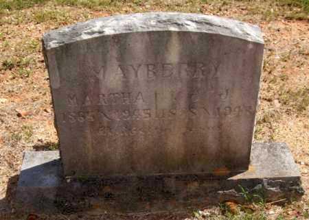 MAYBERRY, J  J - Montgomery County, Arkansas | J  J MAYBERRY - Arkansas Gravestone Photos