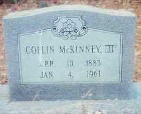 "MCKINNEY, COLLIN ""CAL"", III - Montgomery County, Arkansas | COLLIN ""CAL"", III MCKINNEY - Arkansas Gravestone Photos"