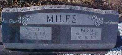 MILES, IDA MAE - Montgomery County, Arkansas | IDA MAE MILES - Arkansas Gravestone Photos