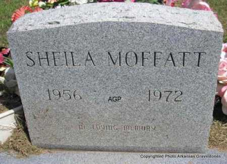 MOFFATT, SHEILA - Montgomery County, Arkansas | SHEILA MOFFATT - Arkansas Gravestone Photos