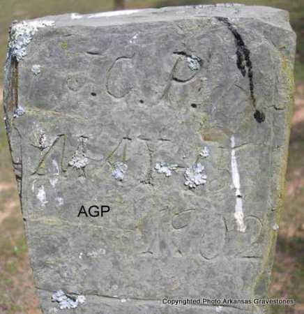 P, J C - Montgomery County, Arkansas | J C P - Arkansas Gravestone Photos