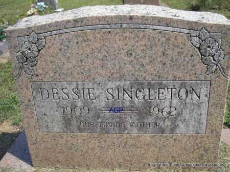 SINGLETON, DESSIE - Montgomery County, Arkansas | DESSIE SINGLETON - Arkansas Gravestone Photos