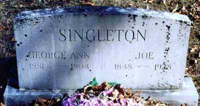 SINGLETON, JOE - Montgomery County, Arkansas | JOE SINGLETON - Arkansas Gravestone Photos
