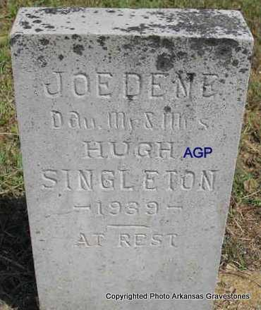 SINGLETON, JOEDENE - Montgomery County, Arkansas | JOEDENE SINGLETON - Arkansas Gravestone Photos