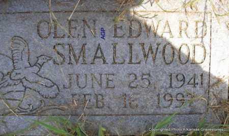 SMALLWOOD, OLEN EDWARD - Montgomery County, Arkansas | OLEN EDWARD SMALLWOOD - Arkansas Gravestone Photos