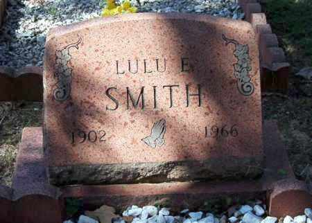 SMITH, LULA E - Montgomery County, Arkansas | LULA E SMITH - Arkansas Gravestone Photos