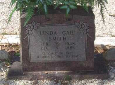 SMITH, LINDA GAIL - Montgomery County, Arkansas | LINDA GAIL SMITH - Arkansas Gravestone Photos