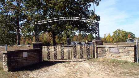 *  GATE,  - Montgomery County, Arkansas |  *  GATE - Arkansas Gravestone Photos