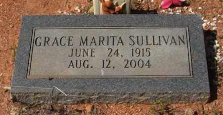 SULLIVAN, GRACE MARITA - Montgomery County, Arkansas | GRACE MARITA SULLIVAN - Arkansas Gravestone Photos