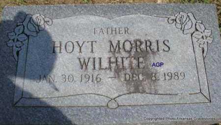 WILHITE, HOYT MORRIS - Montgomery County, Arkansas | HOYT MORRIS WILHITE - Arkansas Gravestone Photos