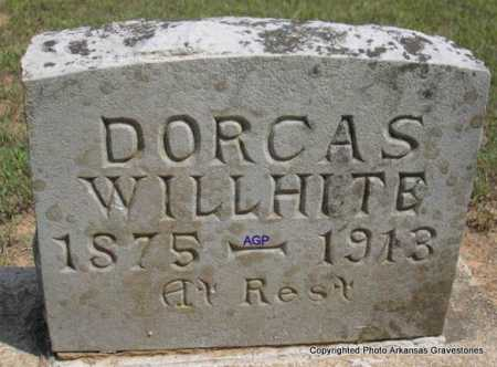 WILLHITE, DORCAS - Montgomery County, Arkansas | DORCAS WILLHITE - Arkansas Gravestone Photos