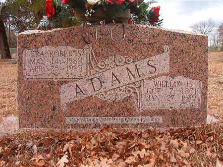 ADAMS, WILLIAM E - Nevada County, Arkansas | WILLIAM E ADAMS - Arkansas Gravestone Photos