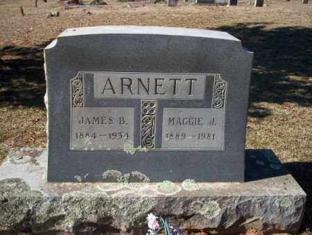 ARNETT, JAMES B. - Nevada County, Arkansas | JAMES B. ARNETT - Arkansas Gravestone Photos
