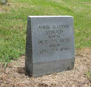 ARNOLD, JOHN HARDIN - Nevada County, Arkansas | JOHN HARDIN ARNOLD - Arkansas Gravestone Photos