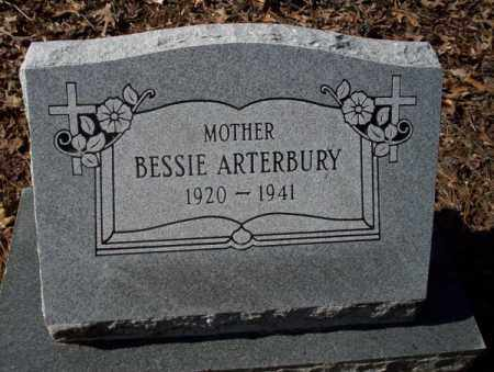 ARTERBURY, BESSIE - Nevada County, Arkansas | BESSIE ARTERBURY - Arkansas Gravestone Photos