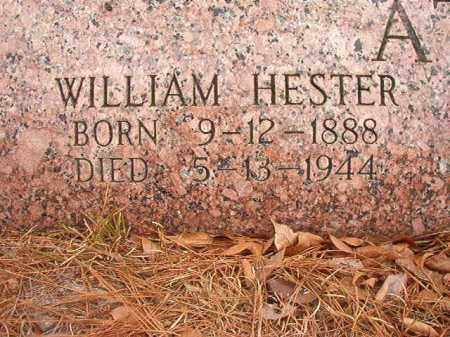 ATKINS, WILLIAM HESTER - Nevada County, Arkansas | WILLIAM HESTER ATKINS - Arkansas Gravestone Photos