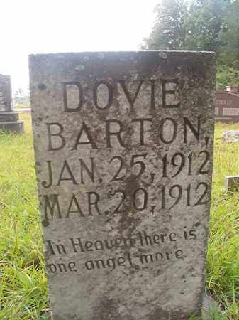 BARTON, DOVIE - Nevada County, Arkansas | DOVIE BARTON - Arkansas Gravestone Photos
