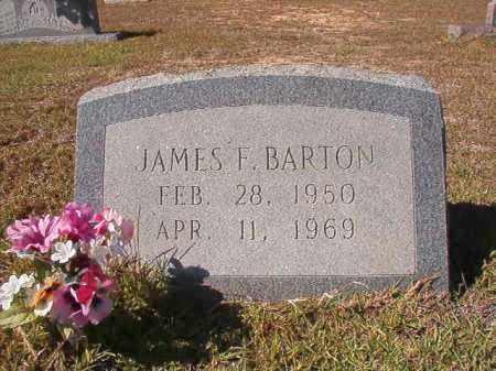 BARTON, JAMES F - Nevada County, Arkansas | JAMES F BARTON - Arkansas Gravestone Photos
