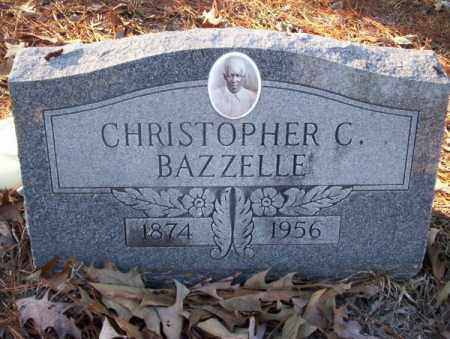 BAZZELLE, CHRISTOPHER C. - Nevada County, Arkansas | CHRISTOPHER C. BAZZELLE - Arkansas Gravestone Photos