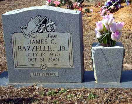 BAZZELLE JR., JAMES C - Nevada County, Arkansas | JAMES C BAZZELLE JR. - Arkansas Gravestone Photos